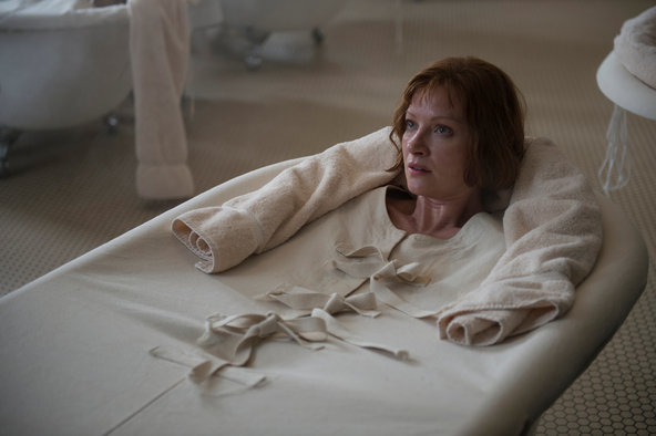 """""""Podobne """"Badendecki"""" były używane w szpitalach dla nerwowo chorych"""". Kadr z serialu Boardwalk Empire."""